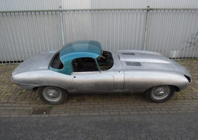 Jaguar E-type 4,2 serie 1 Roadster