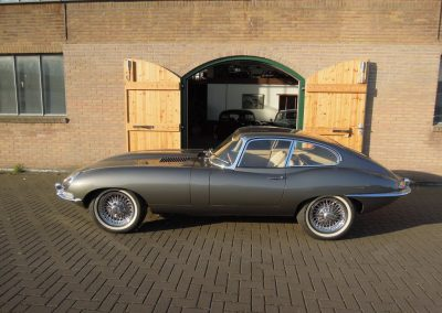 Jaguar E type 4.2 coupe 1966
